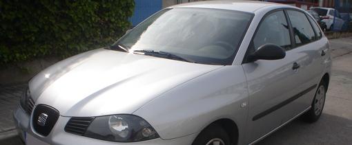 vehículo y coche de sustitución